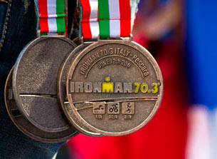 Le 4 fasi di preparazione di un Ironman 70.3